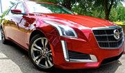 2014 Cadillac CTS CTS-V SPORT