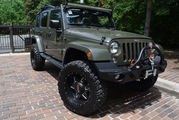 2015 Jeep Wrangler 4WD  UNLIMITED SAHARA-EDITION(TRAIL RATED)