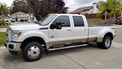2012 Ford F-450 29000 miles