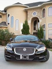 2012 Jaguar XJ Supercharged Sedan 4-Door