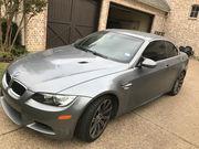 2008 BMW M3 Base Convertible 2-Door
